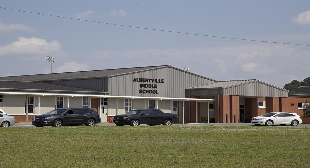 Albertville City School 209-2020 Calendar
