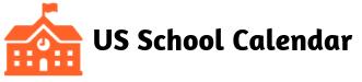US School Calendar