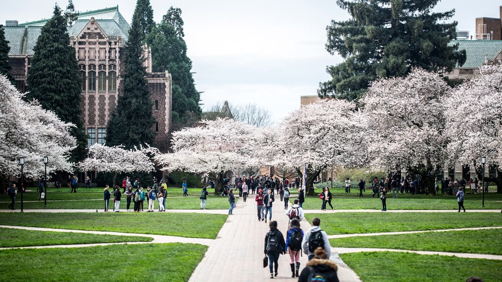 University of Washington Academic Calendar 2021 2022